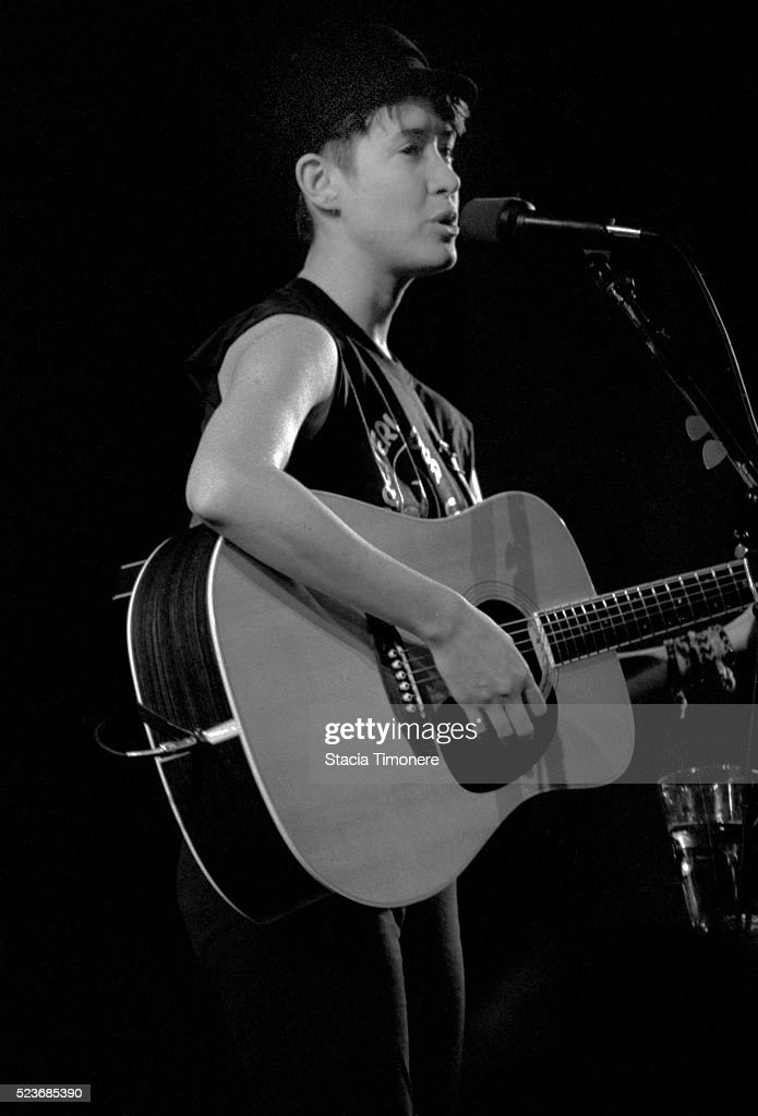 Michelle Shocked Perform In Chicago : News Photo