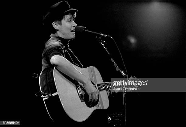 Michelle Shocked performs at Cabaret Metro in Chicago Illinois USA on March 11 1989