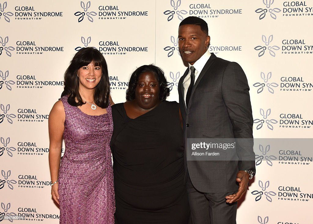 """2015 """"Be Beautiful Be Yourself"""" Global Down Syndrome Foundation Fundraiser : News Photo"""