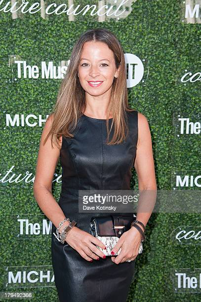 Michelle Smith attends 2013 Couture Council Fashion Visionary Awards at David H Koch Theater Lincoln Center on September 4 2013 in New York City