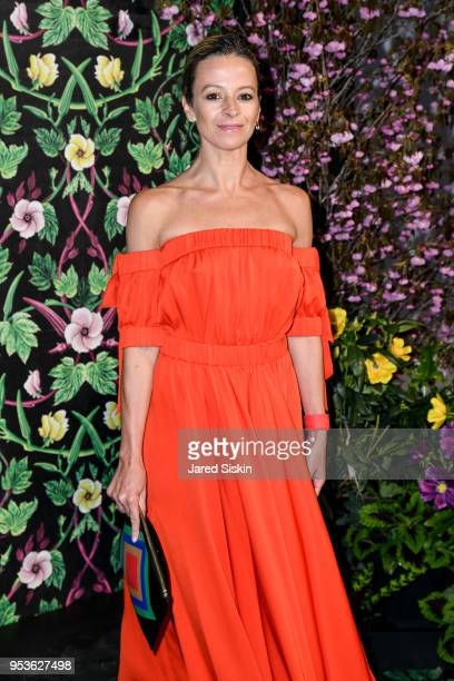 Michelle Smith attends Planned Parenthood Of New York City Spring Gala Honoring Cecile Richards and Laverne Cox at Spring Studios on May 1 2018 in...