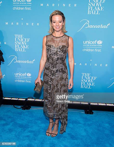 Michelle Smith attends the 12th Annual UNICEF Snowflake Ball at Cipriani Wall Street on November 29 2016 in New York City