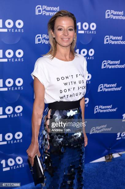 Michelle Smith attends the Planned Parenthood 100th Anniversary Gala at Pier 36 on May 2 2017 in New York City