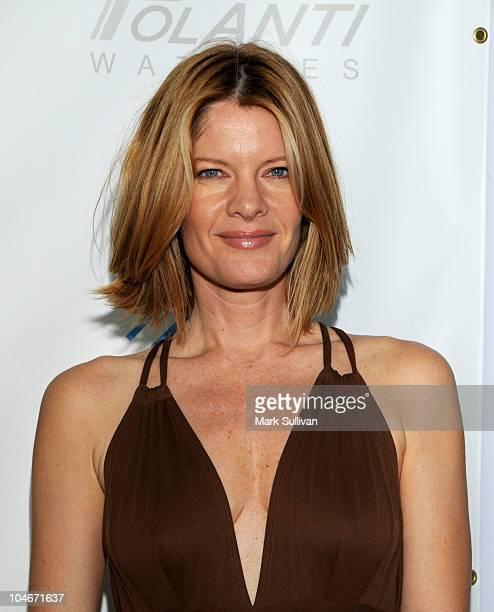 Michelle Stafford attends Nancy Cartwright's Monte Carlo Night on October 2 2010 in Northridge California