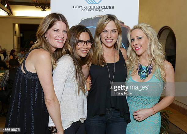 Michelle Stafford Vanessa Marcil Kelly Sullivan and Traci Szymanski attend 2nd Annual Poker For Great Futures Celebrity Tournament Red Carpet Party...