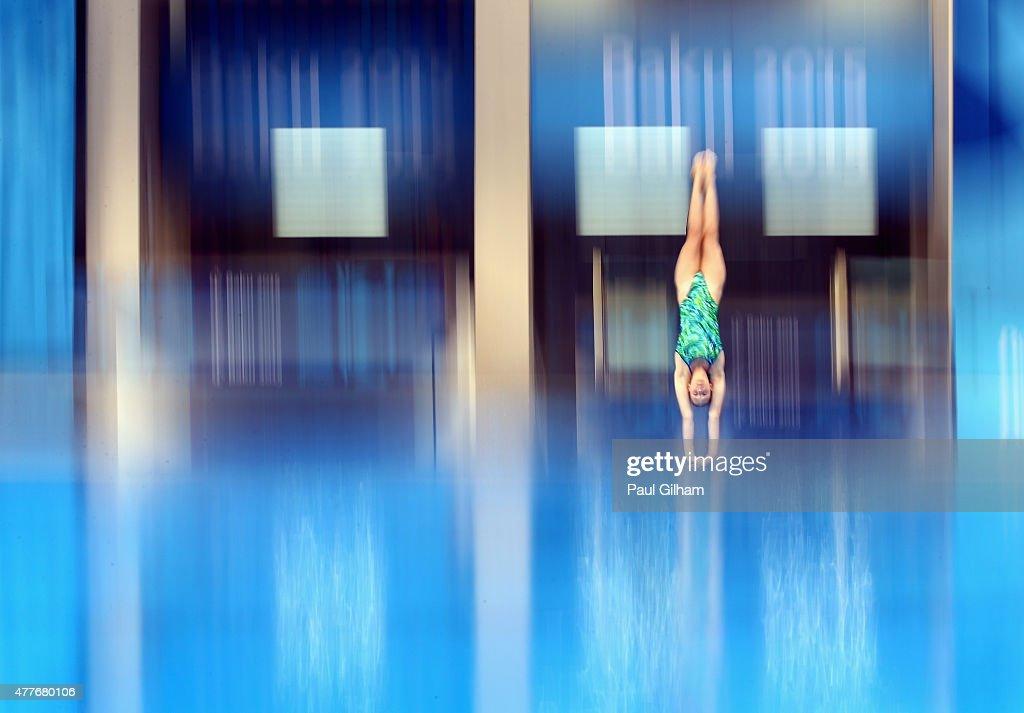 Diving - Day 7: Baku 2015 - 1st European Games : News Photo