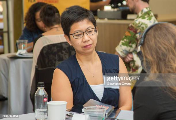 Michelle Sy Fast Track Fellow attends Fast Track Session during the 2017 Los Angeles Film Festival on June 21 2017 in Culver City California