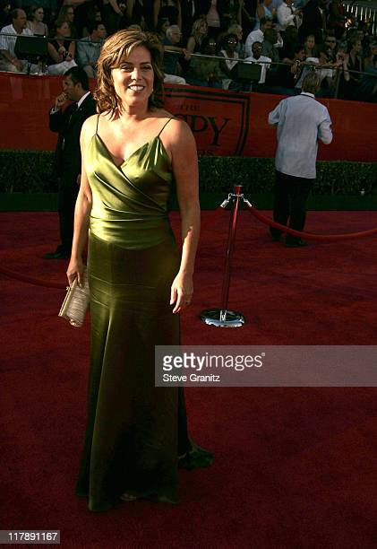 Michelle Tafoya during 2004 ESPY Awards Arrivals at Kodak Theatre in Hollywood California United States