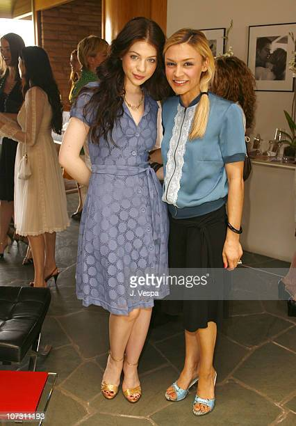 Michelle Trachtenberg and Samaire Armstrong *EXCLUSIVE*