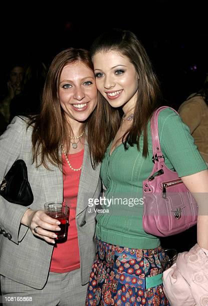 Michelle Trachtenberg and sister Irene Trachtenberg