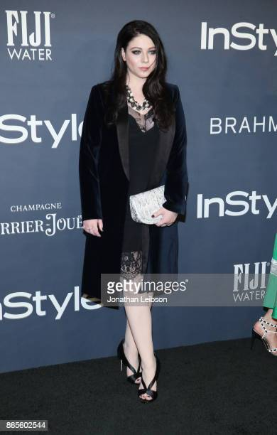 Michelle Trachtenberg at the 2017 InStyle Awards presented in partnership with FIJI WaterAssignment at The Getty Center on October 23 2017 in Los...