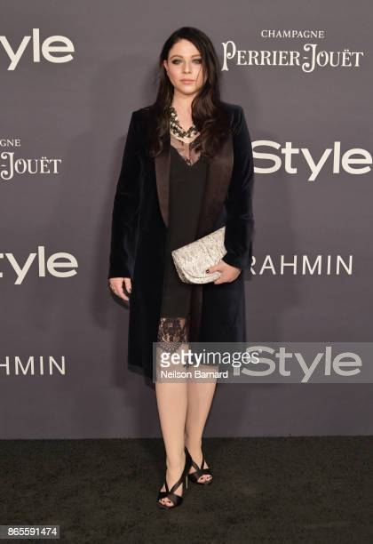 Michelle Trachtenberg attends 3rd Annual InStyle Awards at The Getty Center on October 23 2017 in Los Angeles California