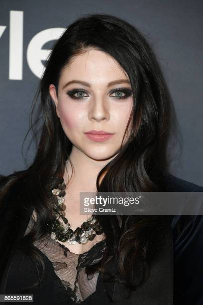 Michelle Trachtenberg attends the 3rd Annual InStyle Awards at The Getty Center on October 23 2017 in Los Angeles California