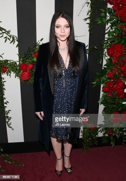 Michelle Trachtenberg attends the LAND of distraction Launch Event at Chateau Marmont on November 30 2017 in Los Angeles California
