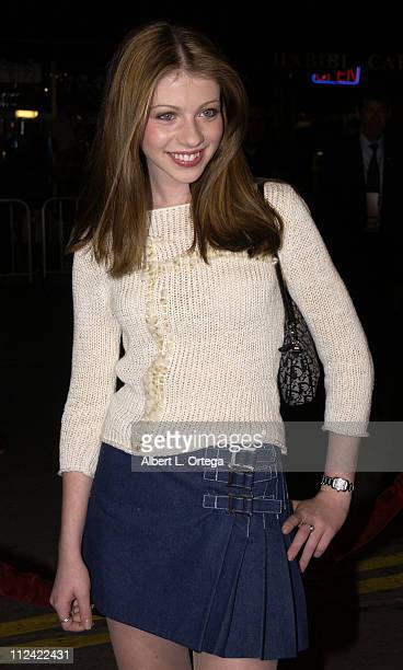 Michelle Trachtenberg during 'A Guy Thing' Premiere at Mann's Bruin Theater in Westwood California United States