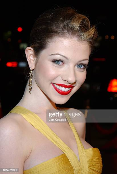 Michelle Trachtenberg during Eurotrip Los Angeles Premiere Red Carpet Arrivals at Grauman's Chinese Theatre in Hollywood California United States