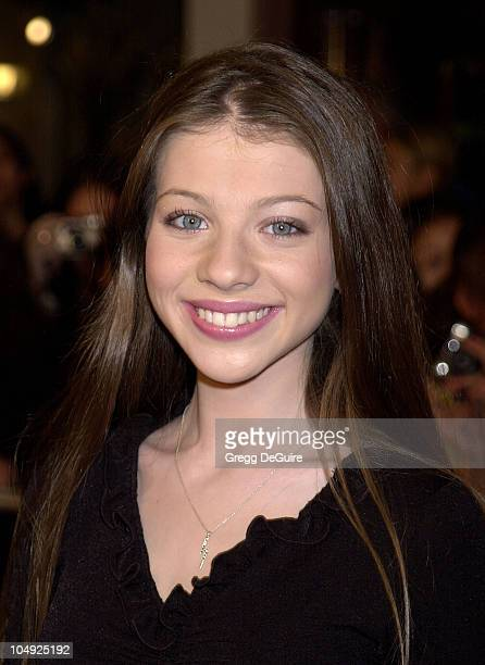 Michelle Trachtenberg during Harry Potter and The Sorcerer's Stone Los Angeles Premiere at Mann Village Theatre in Westwood California United States