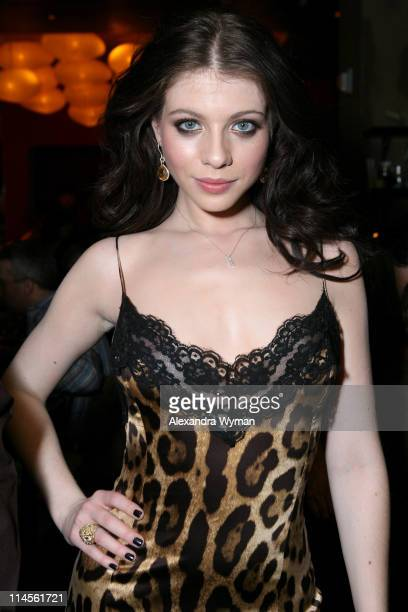 Michelle Trachtenberg during Michelle Trachtenberg's 21st Birthday at Tao in Las Vegas at Tao in Las Vegas Nevada United States