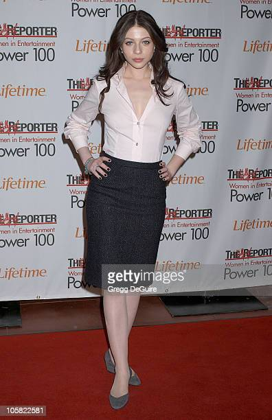 Michelle Trachtenberg during The Hollywood Reporter's 15th Annual Women in Entertainment Breakfast Sponsored by Lifetime Television Arrivals at...
