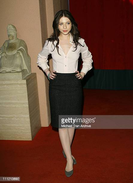 Michelle Trachtenberg during The Hollywood Reporter's 15th Annual Women in Entertainment Breakfast Sponsored by Lifetime Television at Beverly Hills...