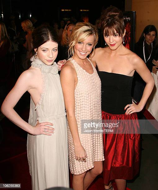 Michelle Trachtenberg, Katie Cassidy and Mary Elizabeth Winstead