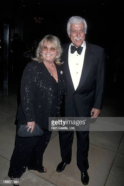 Michelle Triola and Dick Van Dyke during 10th Annual Ella Award Presented to Dame Julie Andrews at Beverly Hilton Hotel in Beverly Hills California...