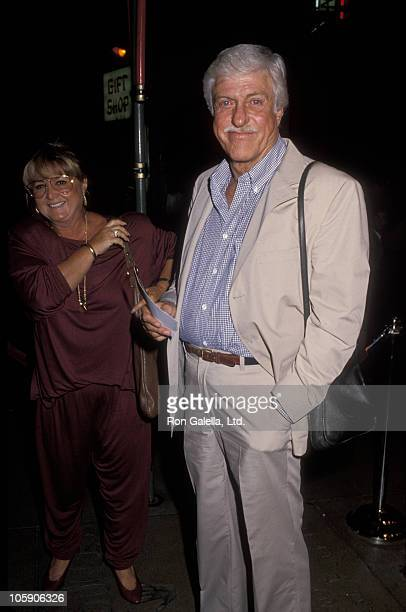 Michelle Triola and Dick Van Dyke during Premiere of Sibling Rivalry at Mann's Chinese Theater in Hollywood California United States