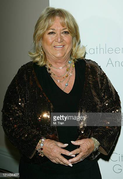 Michelle Triola during 2007 Golden Heart Awards at Midnight Mission in Los Angeles California United States