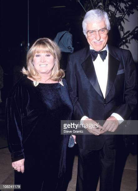 Michelle Triola Marvin and Dick Van Dyke during 10th Annual American Cinema Awards at Beverly Hilton Hotel in Beverly Hills California United States