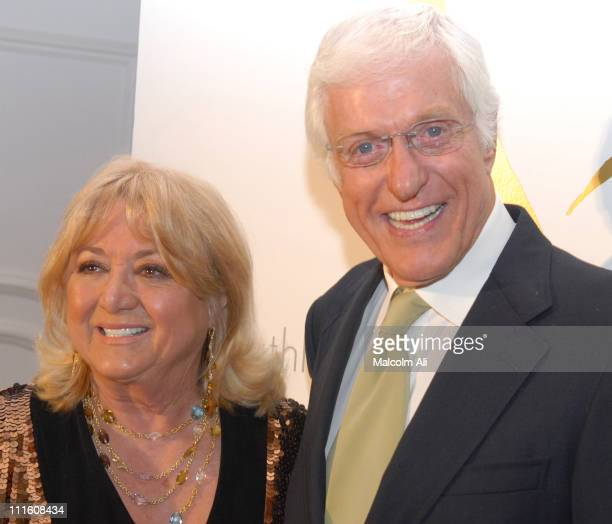 Michelle Van Dyke and Dick Van Dyke during 2007 Golden Heart Award Honoring Mary Murphy Arrivals at Beverly Hills Hotel in Beverly Hills California...