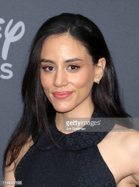Michelle Veintimilla attends the 2019 Walt Disney Television Upfront at Tavern On The Green on May 14 2019 in New York City