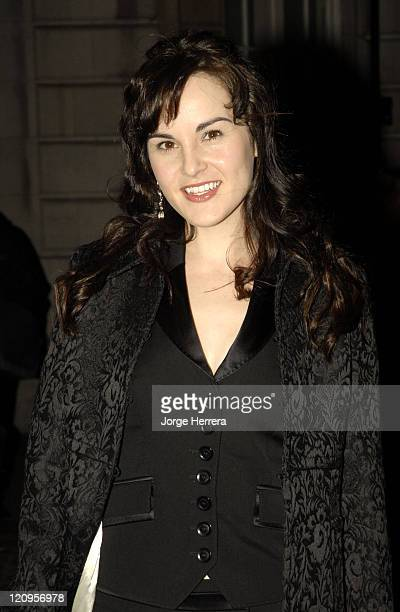 Michelle Vickery during Terry Pratchett's Hogfather TV Premiere Outside Arrivals at Curzon Mayfair in London Great Britain