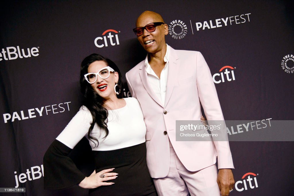 "CA: The Paley Center For Media's 2019 PaleyFest LA - ""RuPaul's Drag Race"""