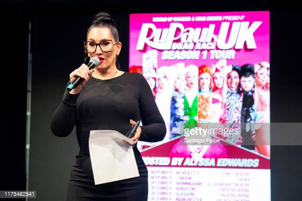 Michelle Visage at RuPaul's DragCon 2019 at The Jacob K Javits Convention Center on September 08 2019 in New York City