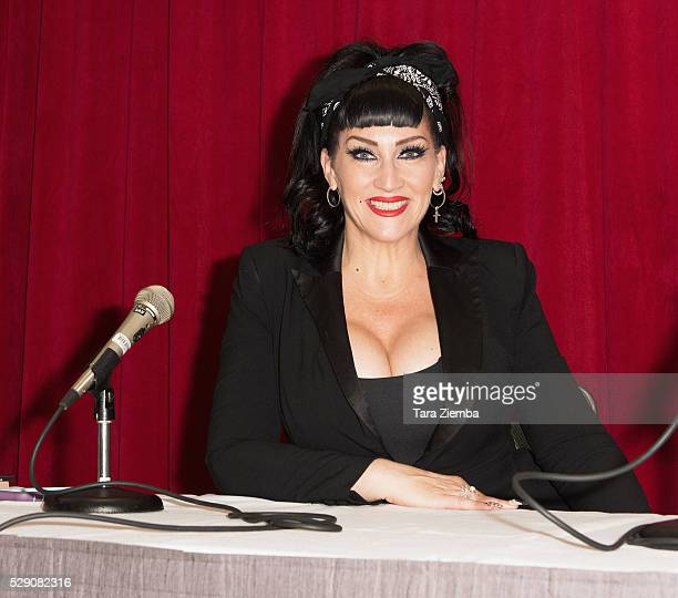 Michelle Visage Stock Photos And Pictures Getty Images