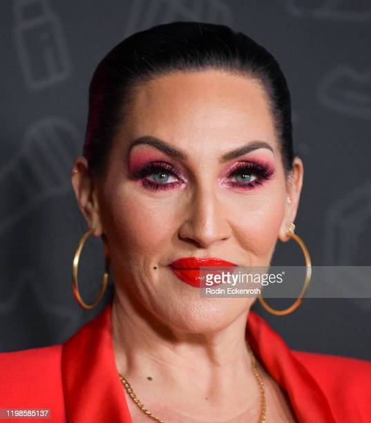 Michelle Visage attends Premiere of Netflix's AJ and the Queen Season 1 at the Egyptian Theatre on January 09 2020 in Hollywood California