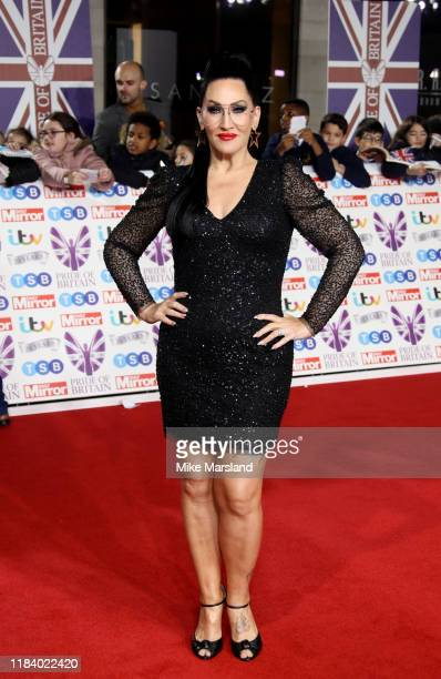 Michelle Visage attends Pride Of Britain Awards 2019 at The Grosvenor House Hotel on October 28 2019 in London England