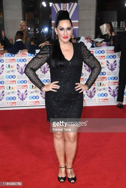 Michelle Visage attends the Pride Of Britain Awards 2019 at The Grosvenor House Hotel on October 28 2019 in London England