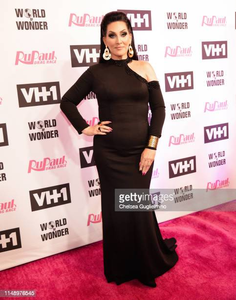 Michelle Visage attends the RuPaul's Drag Race Season 11 Finale Taping at Orpheum Theatre on May 13 2019 in Los Angeles California
