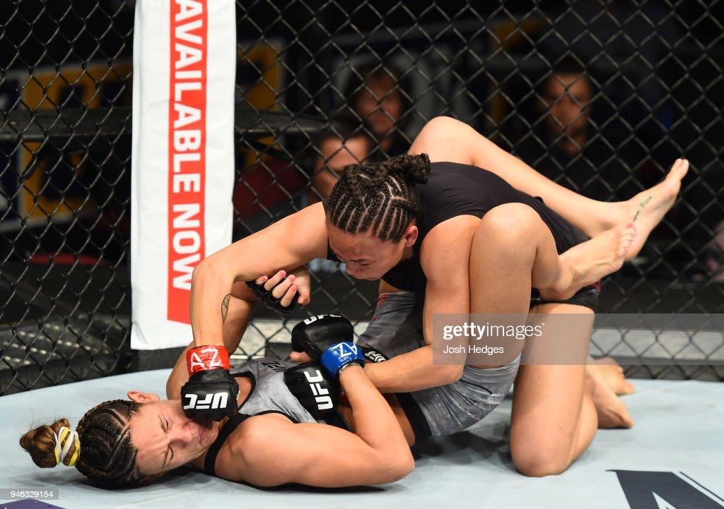 UFC Fight Night: Waterson v Casey : News Photo