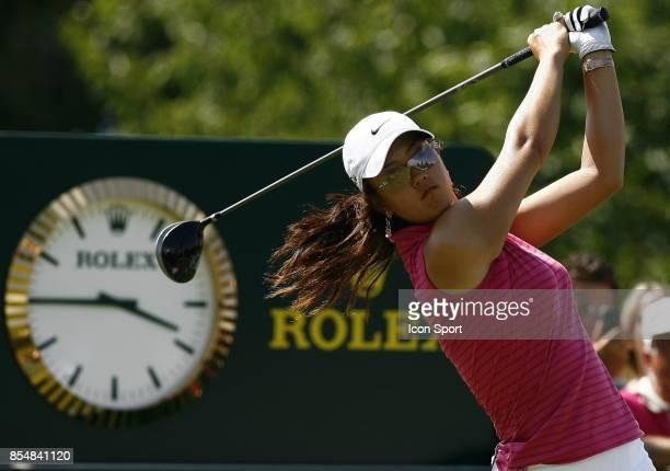 Michelle WIE Masters Evian 2006 Derniere journee LPGA Evian