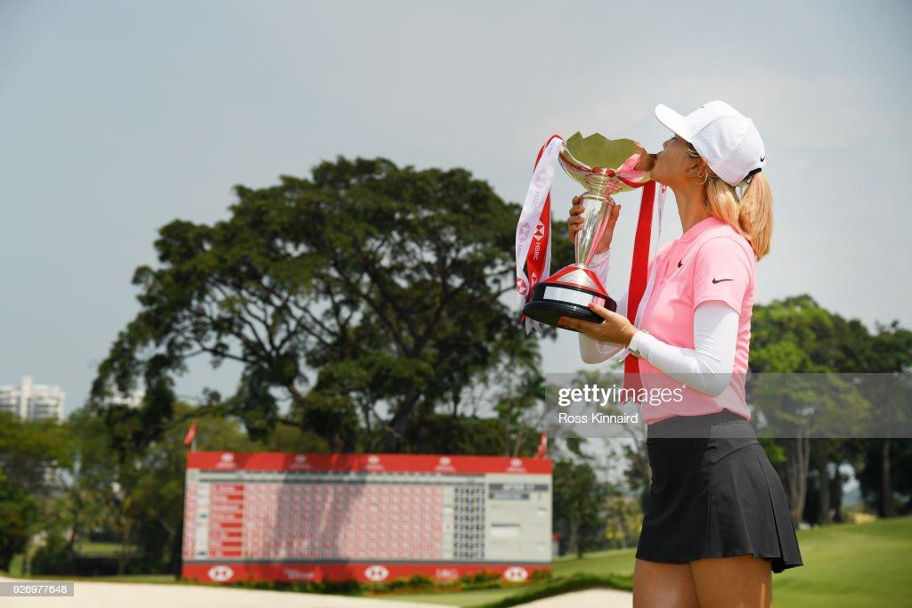HSBC Women's World Championship - Final Round : News Photo