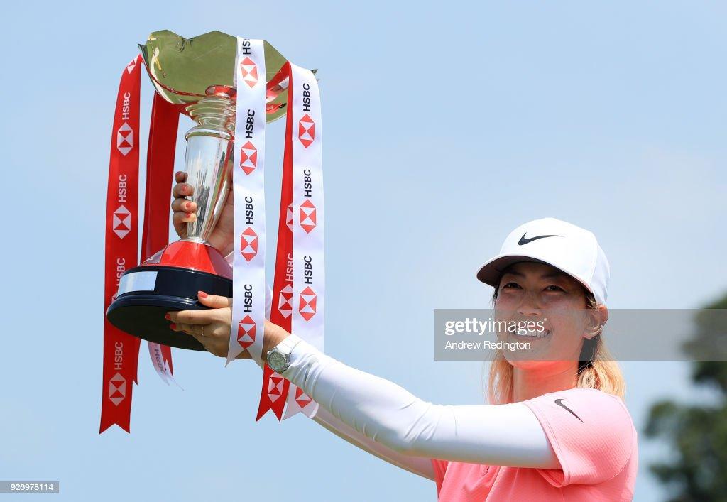 HSBC Women's World Championship - Day Four