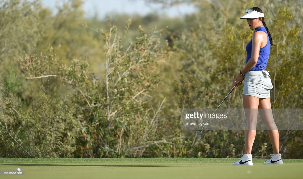 Bank Of Hope Founders Cup - Round Two : News Photo