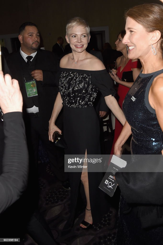 75th Annual Golden Globe Awards - Cocktail Reception