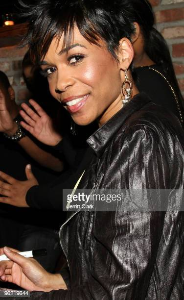 Michelle Williams attends A Party Relief For Haiti Edition benefiting Yele Haiti at The Eldridge on January 26 2010 in New York City