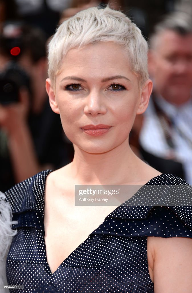 Michelle Williams attends the 'Wonderstruck ' screening during the 70th annual Cannes Film Festival at Palais des Festivals on May 18, 2017 in Cannes, France.
