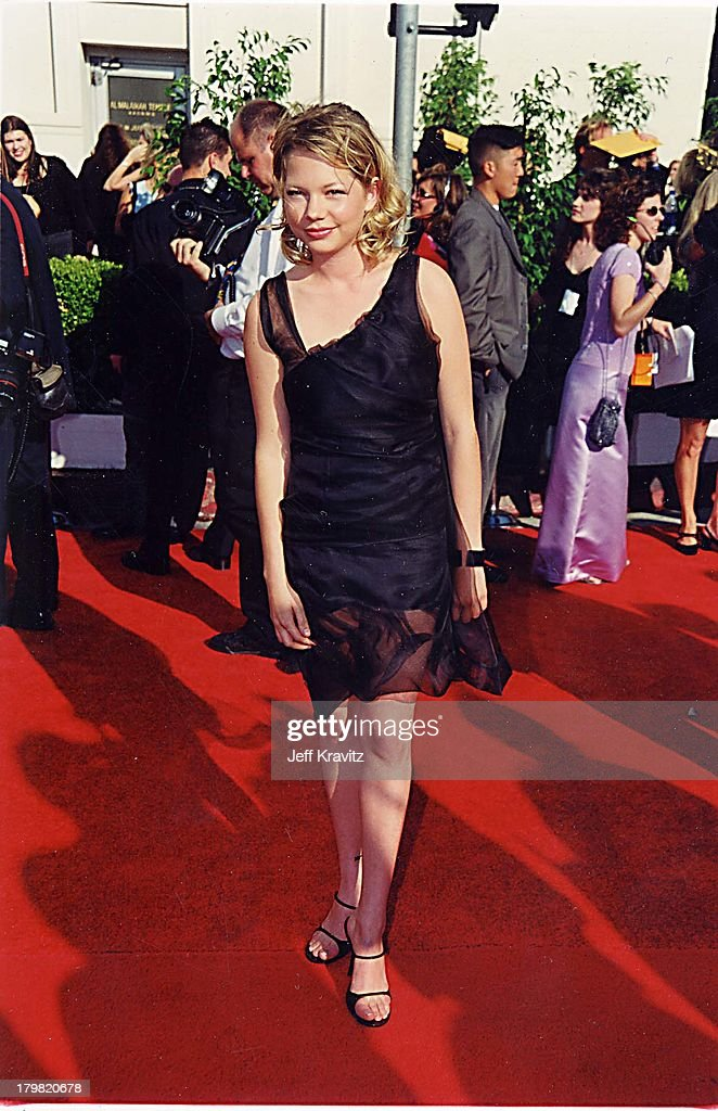 Michelle Williams during 2000 Blockbuster Awards at Shrine Auditorium in Los Angeles, California, United States.