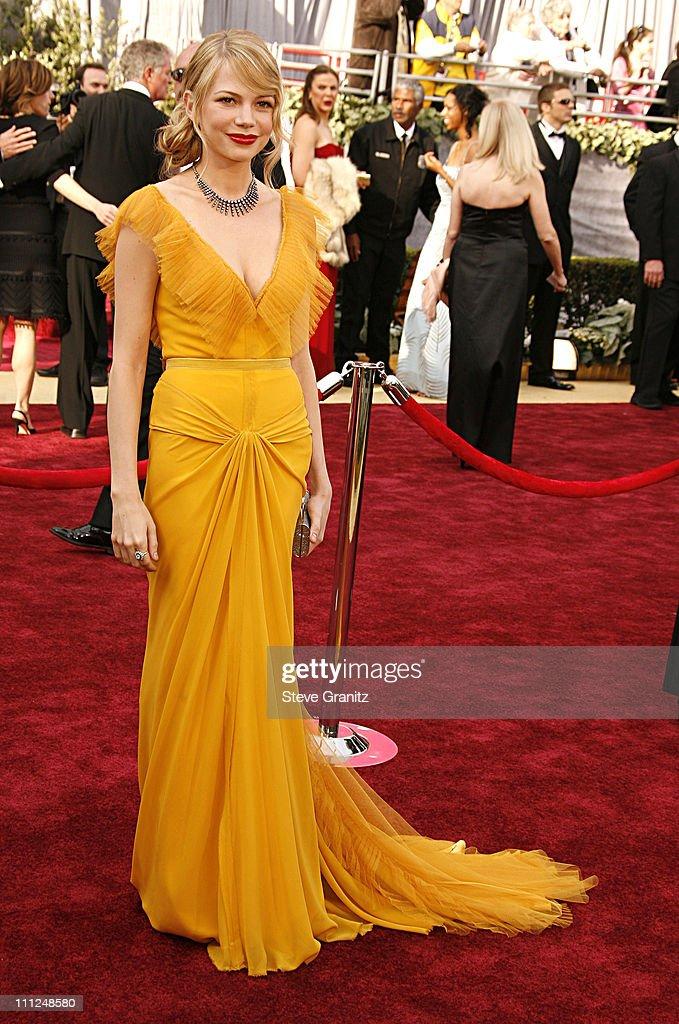 The 78th Annual Academy Awards - Arrivals : News Photo