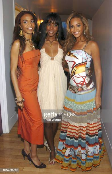 Michelle Williams Kelly Rowland and Beyonce Knowles of Destin'ys Child